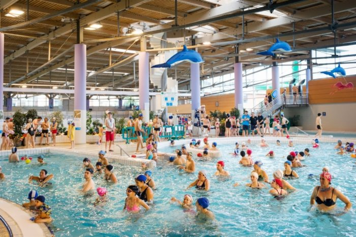 Nuit de l 39 eau colomiers alvarum for Piscine colomiers tarif